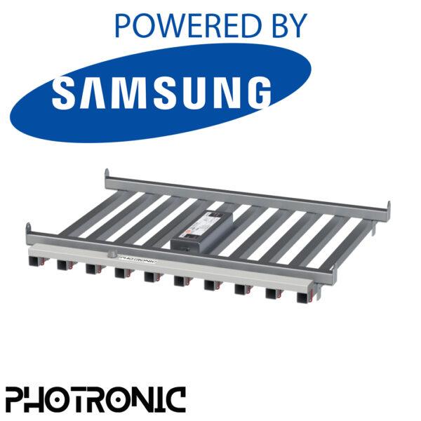 Photronic (260W) Full Spectrum Samsung LED Bar Grow Light | Tent Fixture