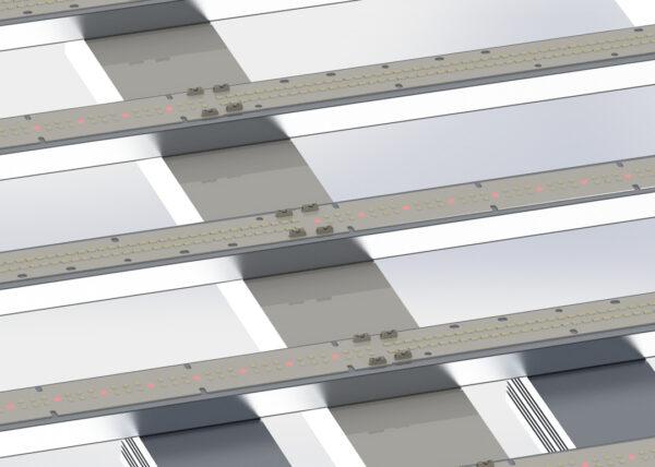 Photronic (670W) Full Spectrum Samsung LED Bar Grow Light   High-End Fixture